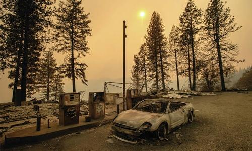 Deadly California wildfire death toll rises to 29