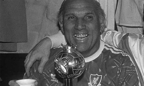 Liverpool great Moran dies aged 83