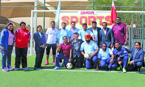 NMS-DPS observes Bahrain Sports Day