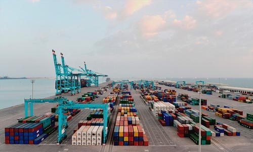Hidd ranks first in world in 'transport and warehousing cost-effectiveness'