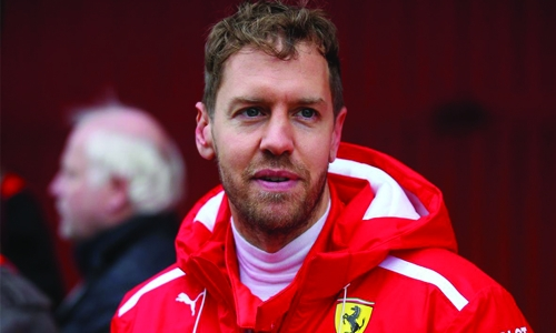 Hamilton, Vettel ready to fight for high five