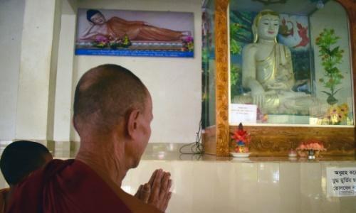 Rohingya crisis sparks fear among Bangladeshi Buddhists