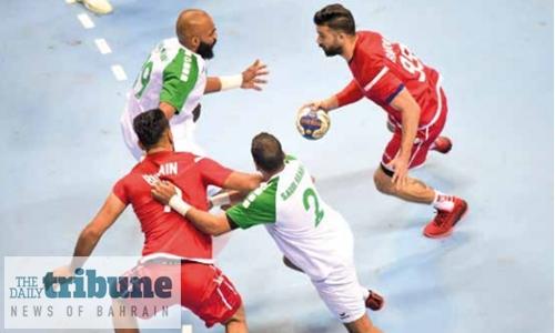 Bahrain claim last-gasp win to advance
