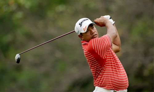 Veteran Thai Prayad wins Singapore Open