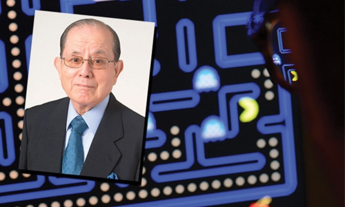 'Father of Pac-Man' Masaya Nakamura dies at 91