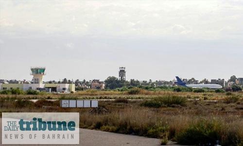 Rockets jolt Tripoli ahead of peace talks