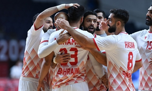 Bahrain clinch historic victory against Japan 32-30 in 2020 Tokyo Olympics