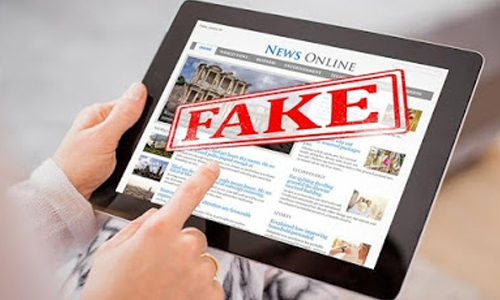 86pc of internet users admit being duped by fake news