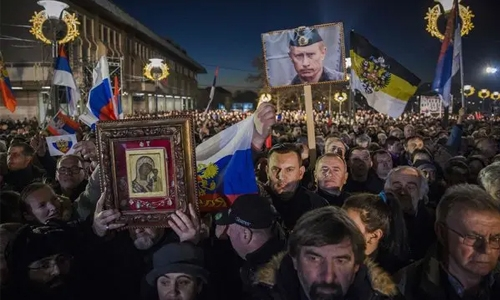 Putin's next playground or the EU's last moral stand?