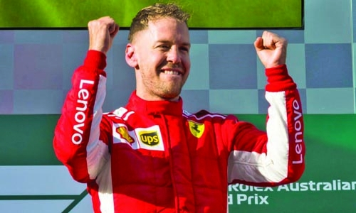 Merc engine modes less 'special': Vettel