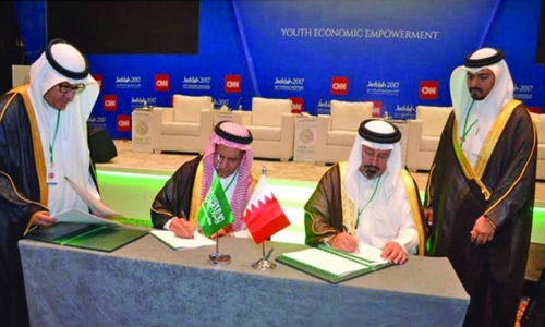 Saudi Fund,  Bahrain ink $62.3m deal