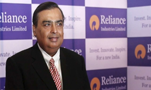 India's Reliance Industries, chairman fined over share trades
