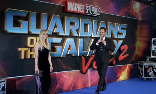 'Guardians 2': 'Not as funny' but eyeing box office jackpot