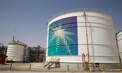 Saudi Aramco focus of climate action investor group