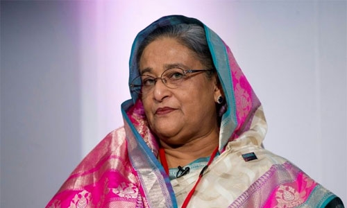 Bangladesh PM says Myanmar must take back Rohingya