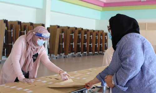 141,000 textbooks given to Bahrain private schools