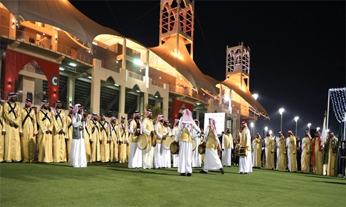 Festivities galore for Bahrain National Day