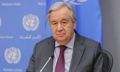 Security Council grants Guterres second term as UN chief