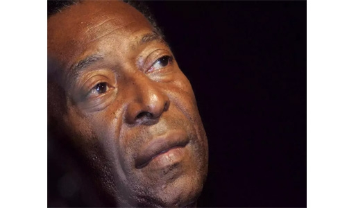 Football legend Pele 'stable' after suffering breathing difficulties
