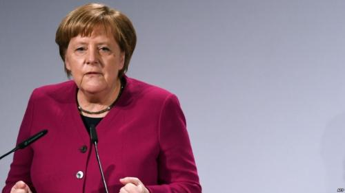 Disarmament must include China: Merkel