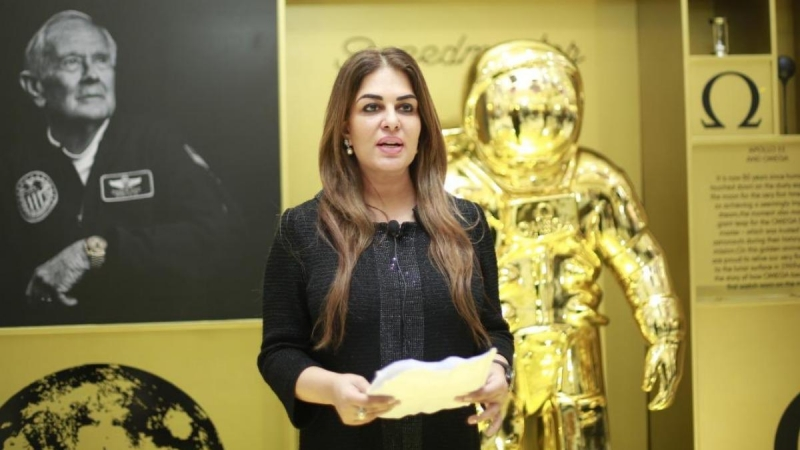 Pakistans First female Astronaut congratulates ISRO
