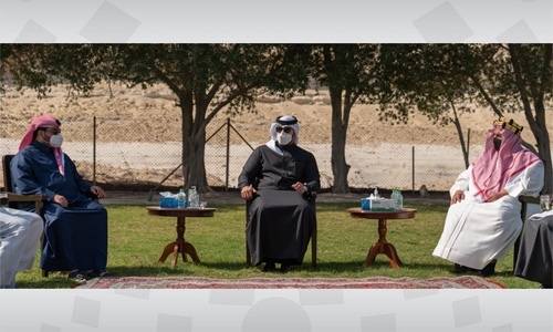 Bahrain to enhance cooperation with international horse racing clubs