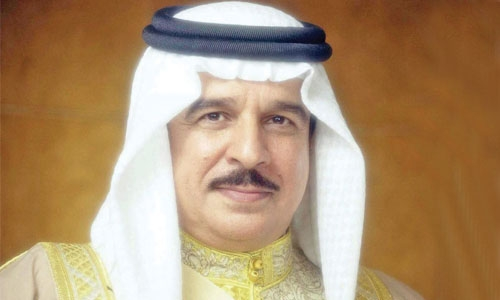 Pluralism  hallmark of Bahrain, says King