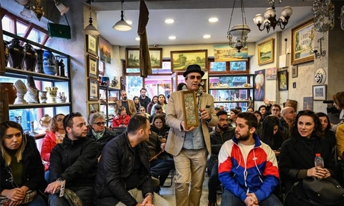 Bargain auctions offer Istanbul consumers more bang for buck