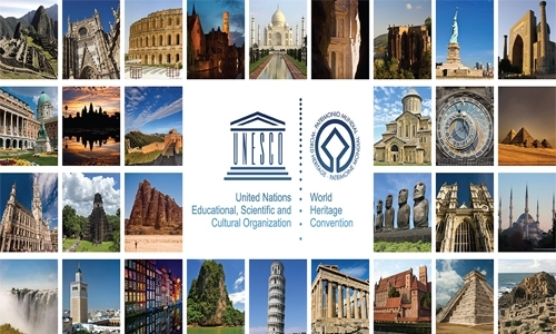 List of World Heritage sites in the United States