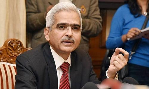 India names Shaktikanta Das as new RBI governor