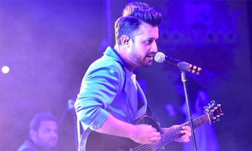 Atif Aslam concert today