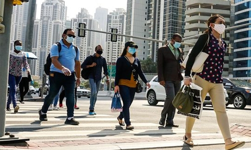 Masks not mandatory in some public places in UAE