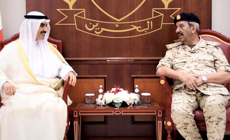 Commander-in-Chief receives Kuwaiti ambassador