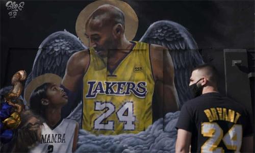Basketball fans in Bahrain remember Kobe Bryant on first anniversary of tragic crash