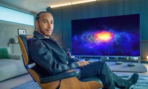 LG Electronics names F1 champ as brand ambassador