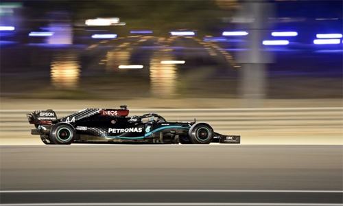 Bahrain International Circuit confirmed as host for F1 pre-season testing