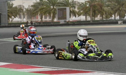 BIKC set to host back-to-back nights of exciting Rotax karting action