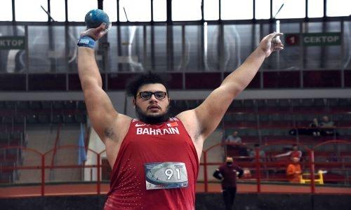 Bahrain to go for Arab athletics gold