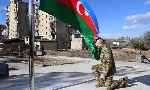 Azerbaijan to build 'smart cities' in liberated regions