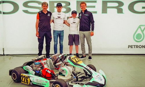 Rosberg creates new young driver academy