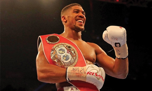 Anthony Joshua must  refocus on Takam