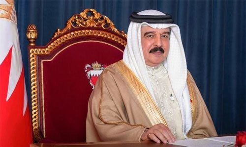 Start vaccinating Bahrainis residing abroad against Covid-19: HM King