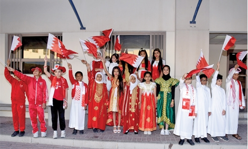 Al Noor celebrates Bahrain National Day