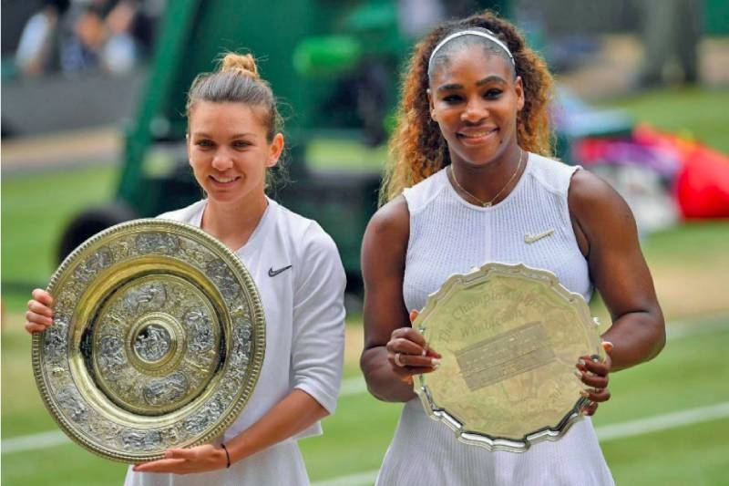Halep clinches maiden Wimbledon crown