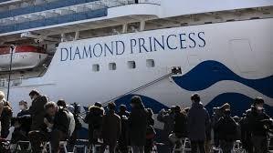 Coronavirus: 2 Indians test positive on cruise ship