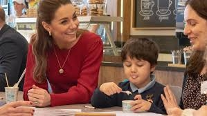 Britain's Kate talks of 'mummy guilt' in podcast