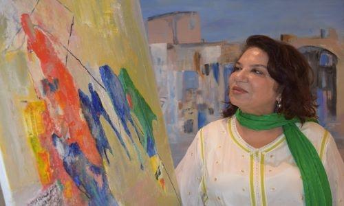 Bahraini visual artist Sharifa Yateem gearing up for first art exhibition