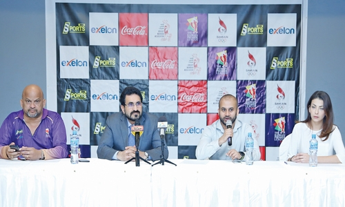 BPL: KHK Sports, Exelon conducts team launch