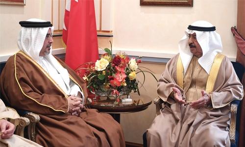 Premier, Crown Prince hail development drive