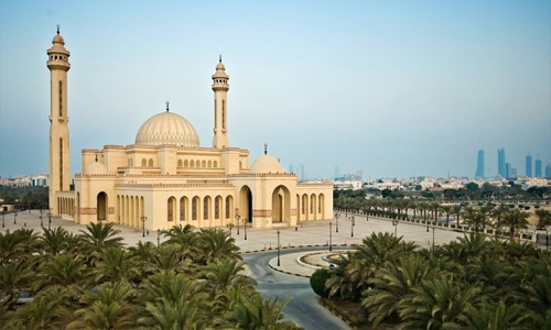 Mosques in Bahrain to re-open for Fajr, Dhuhr, Asr prayers from Thursday